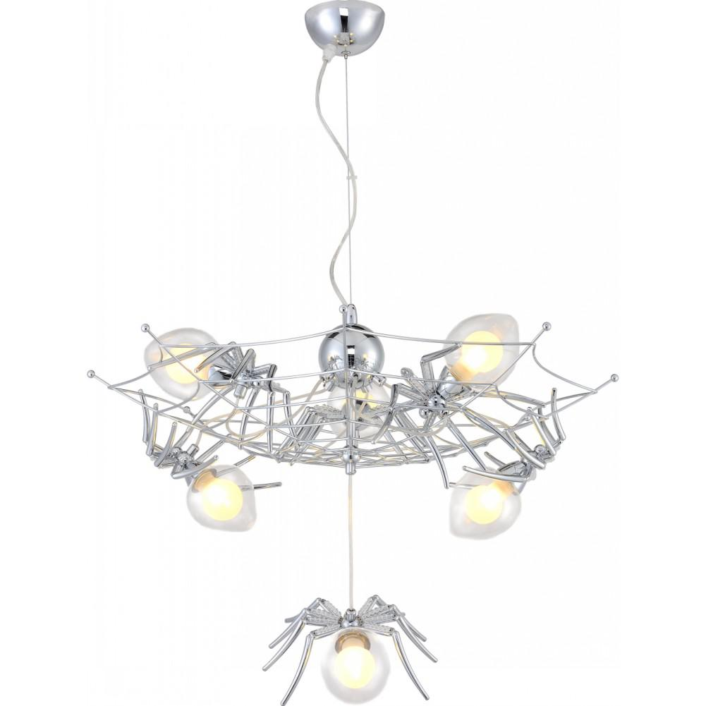 Светильник подвесной Divinare 1308/02 sp-6 divinare подвесной светильник divinare spiders invasion 1308 02 sp 1