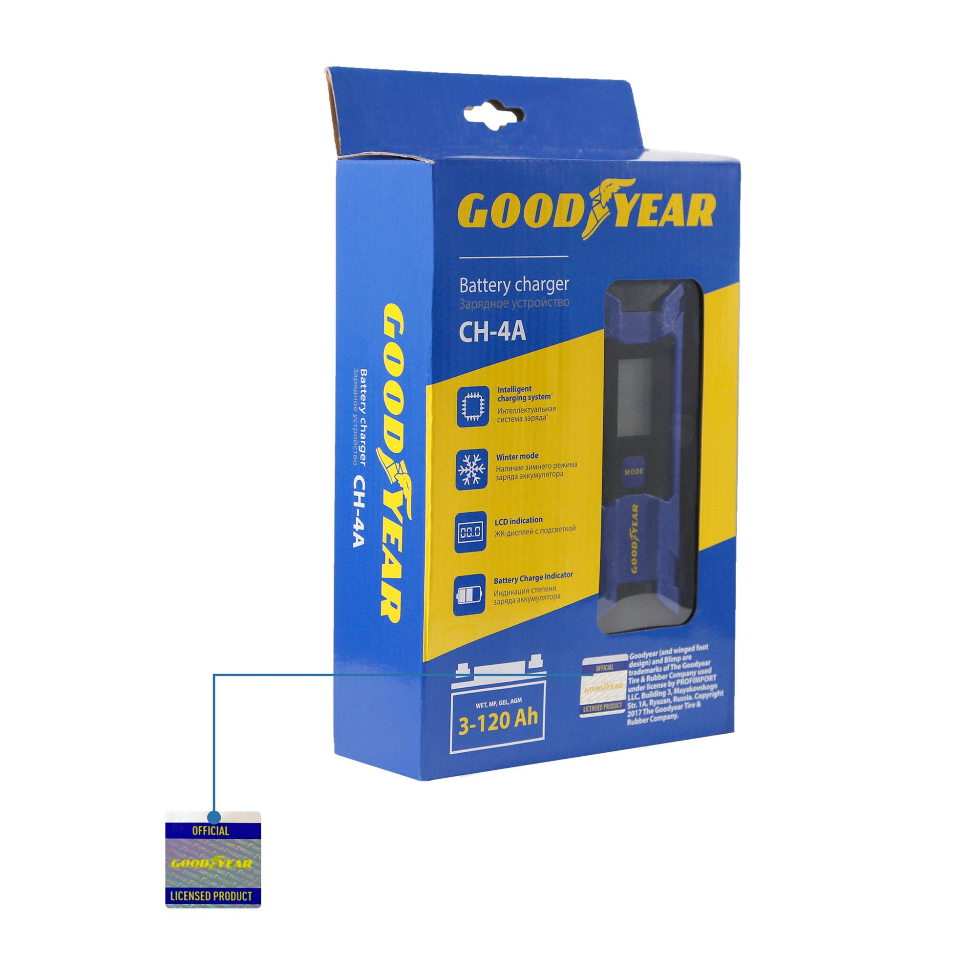 Зарядное устройство Goodyear Gy003001
