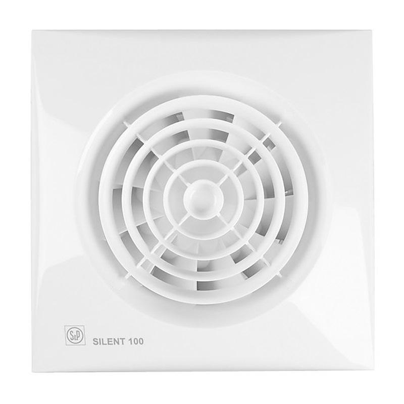 Вентилятор Soler&palau Silent-100 chz цена и фото