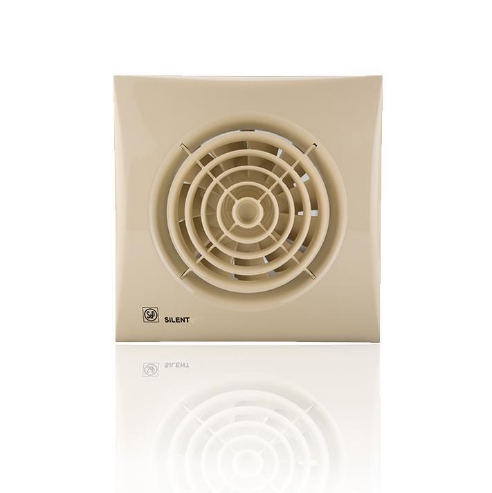 Вентилятор Soler&palau Silent-100 cz ivory