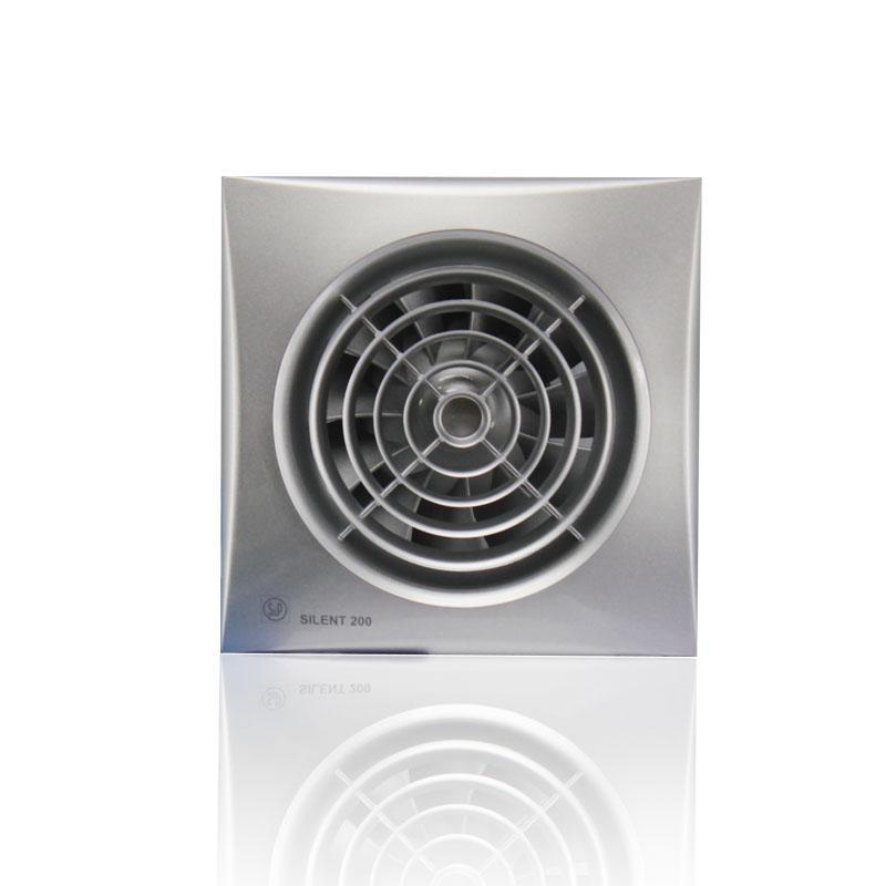 Вентилятор Soler&palau Silent-200 cz silver palau кухня palau baby glo 89 см арт 20005