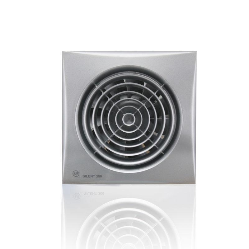 цена на Вентилятор Soler&palau Silent-300 cz silver