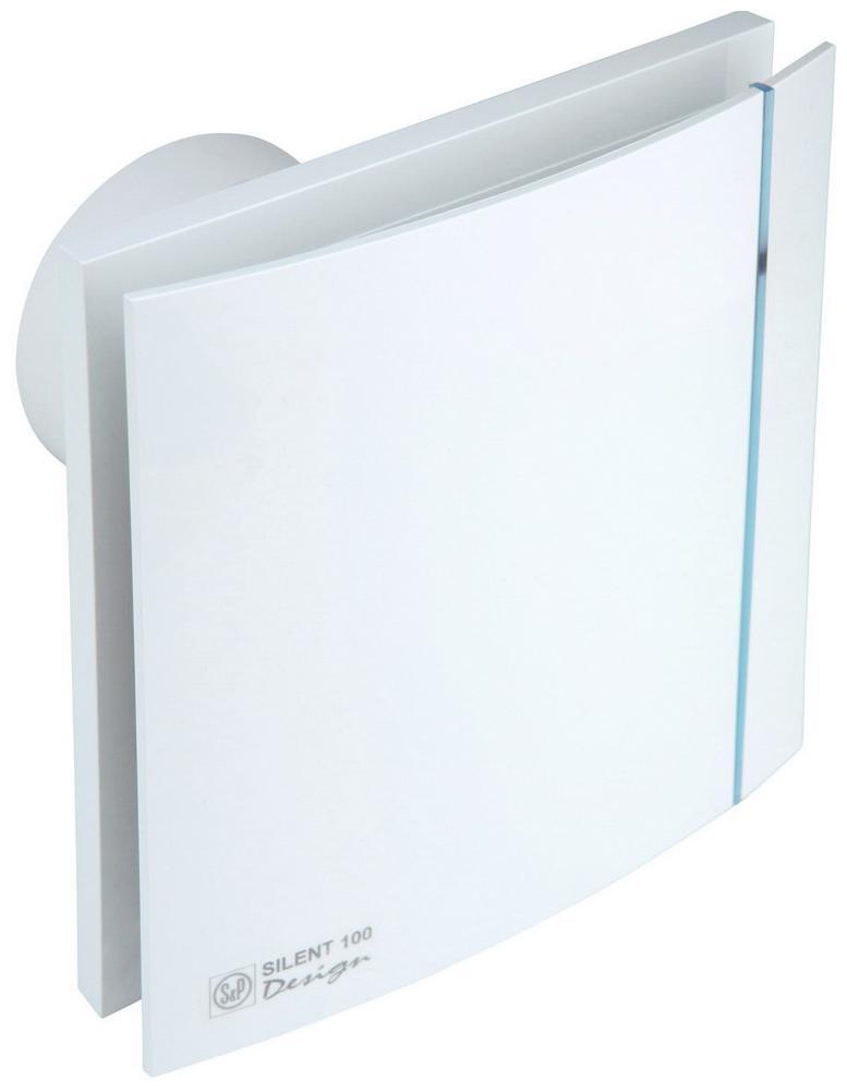 Вентилятор Soler&palau Silent-100 cz design вытяжной вентилятор soler amp palau silent 100 cz design barcelona 03 0103 168