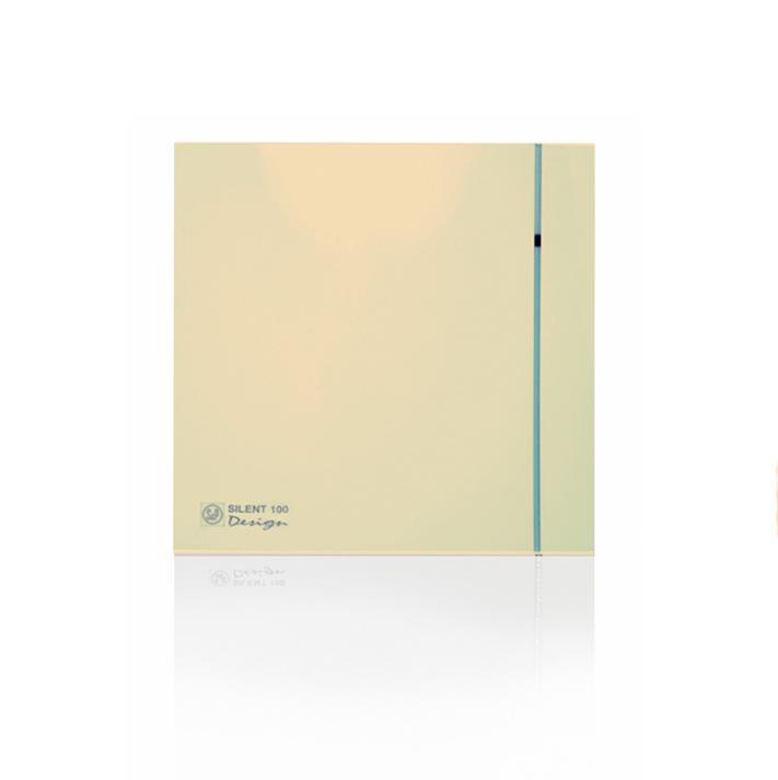Вентилятор Soler&palau Silent-100 cz ivory design 4С