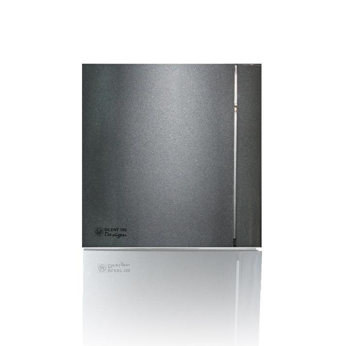 все цены на Вентилятор Soler&palau Silent-100 crz grey design 4С в интернете