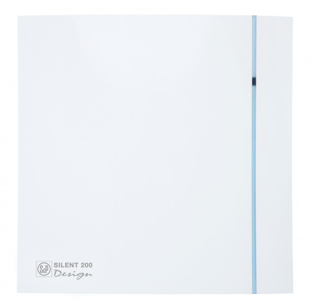 Вентилятор Soler&palau Silent-200 cz design-3c