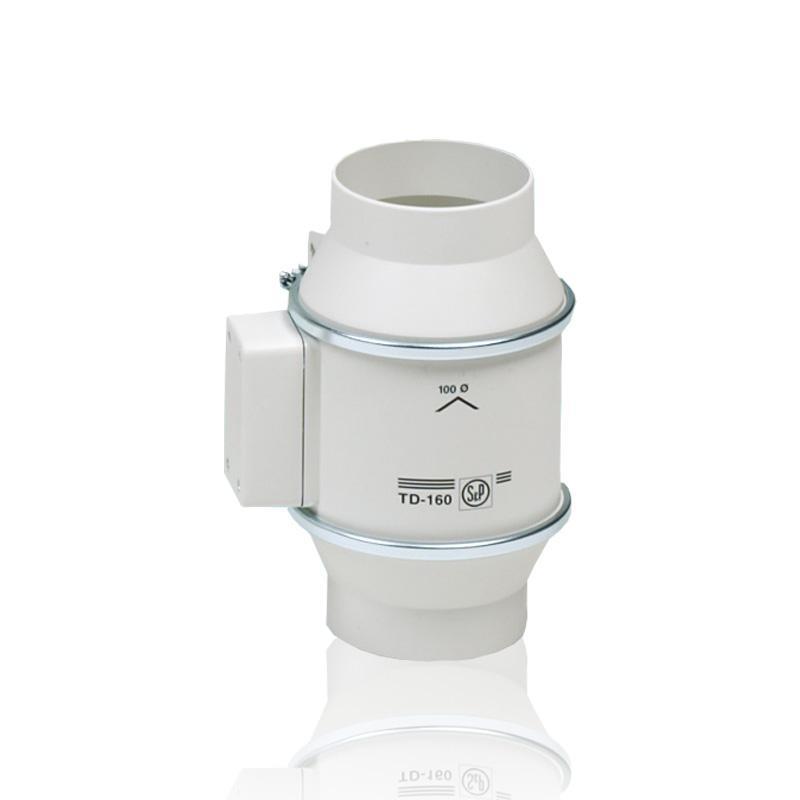Вентилятор Soler&palau Td-160\100n silent вентилятор канальный solerpalau td 250 100 silent t