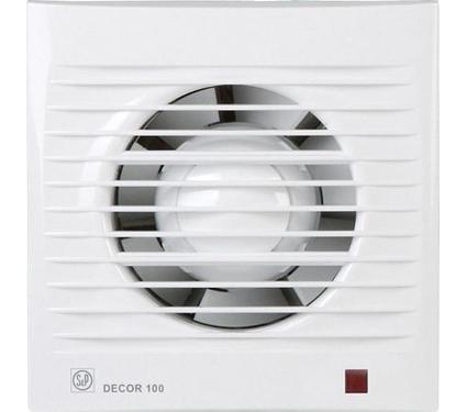 Вытяжной вентилятор SOLER&PALAU Decor 100 C