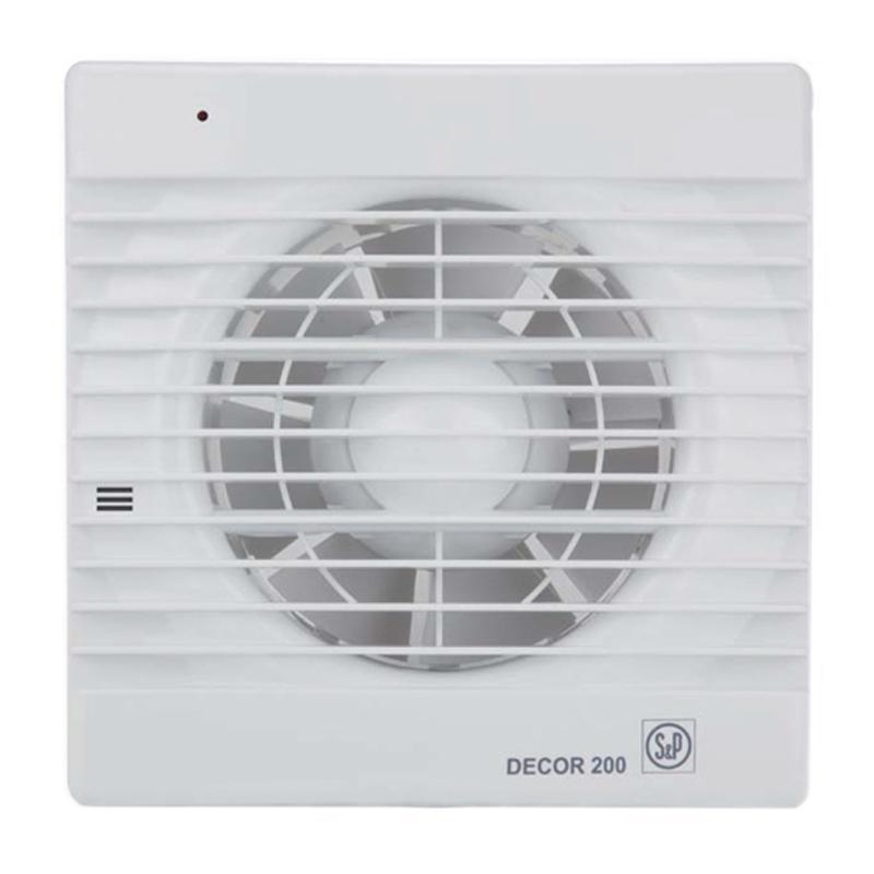 Вентилятор Soler&palau Decor 200ch