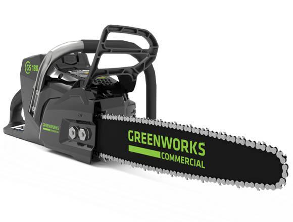 Пила цепная аккумуляторная Greenworks 2001607 без акк и зу