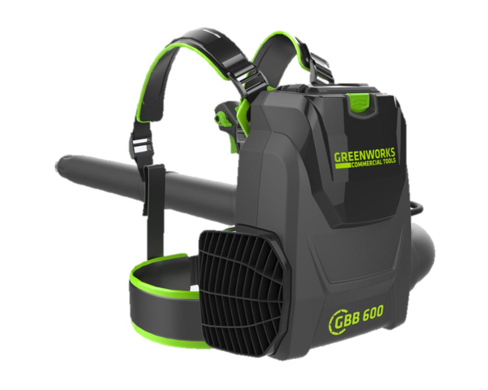 Воздуходувка Greenworks 2402507 без акк. и зу триммер greenworks gd60lt 2103207 без акк и зу