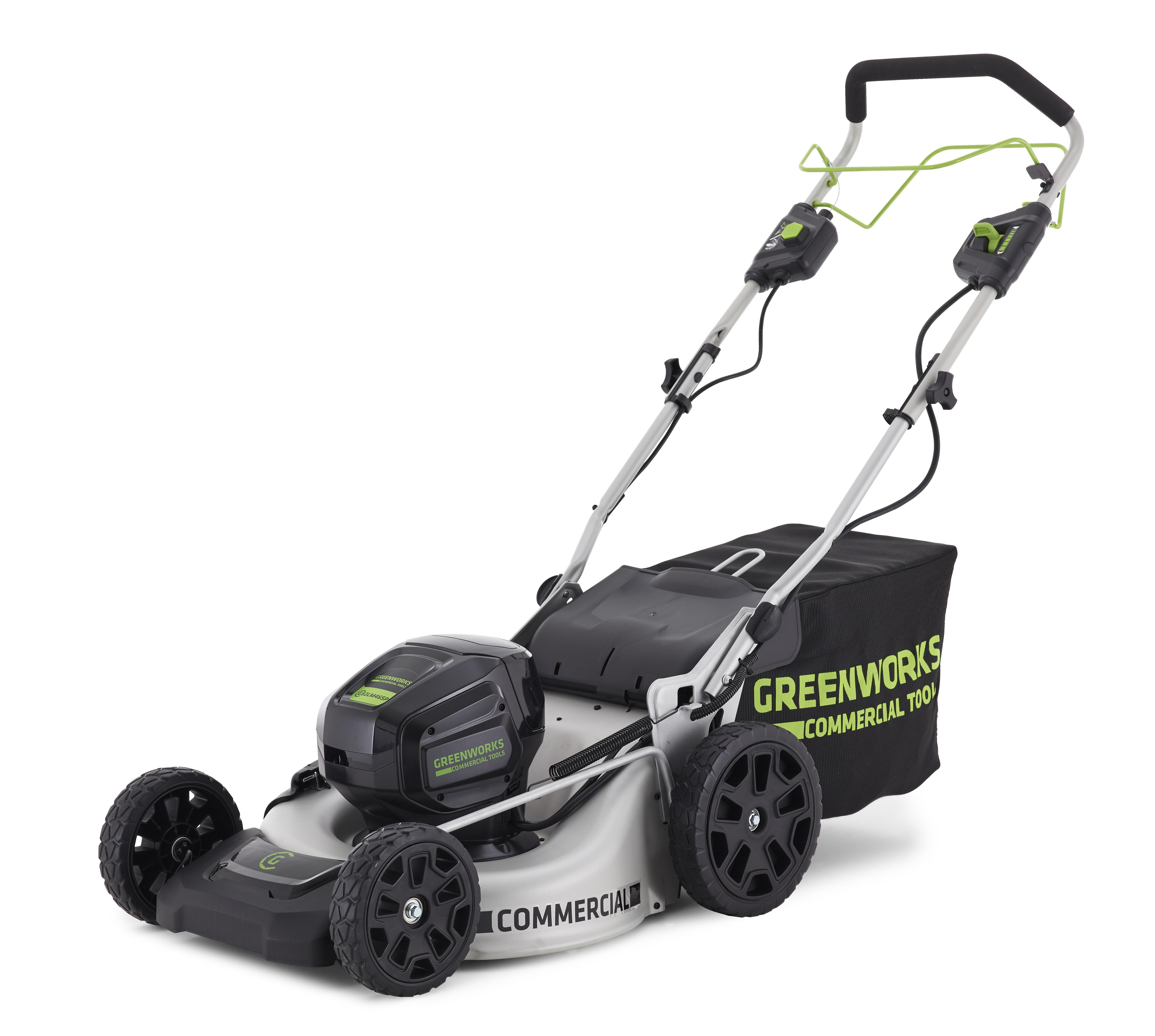 Газонокосилка Greenworks 2502007 без акк. и зу дрель шуруповерт greenworks gd24bd 3701607 без аккум и зу