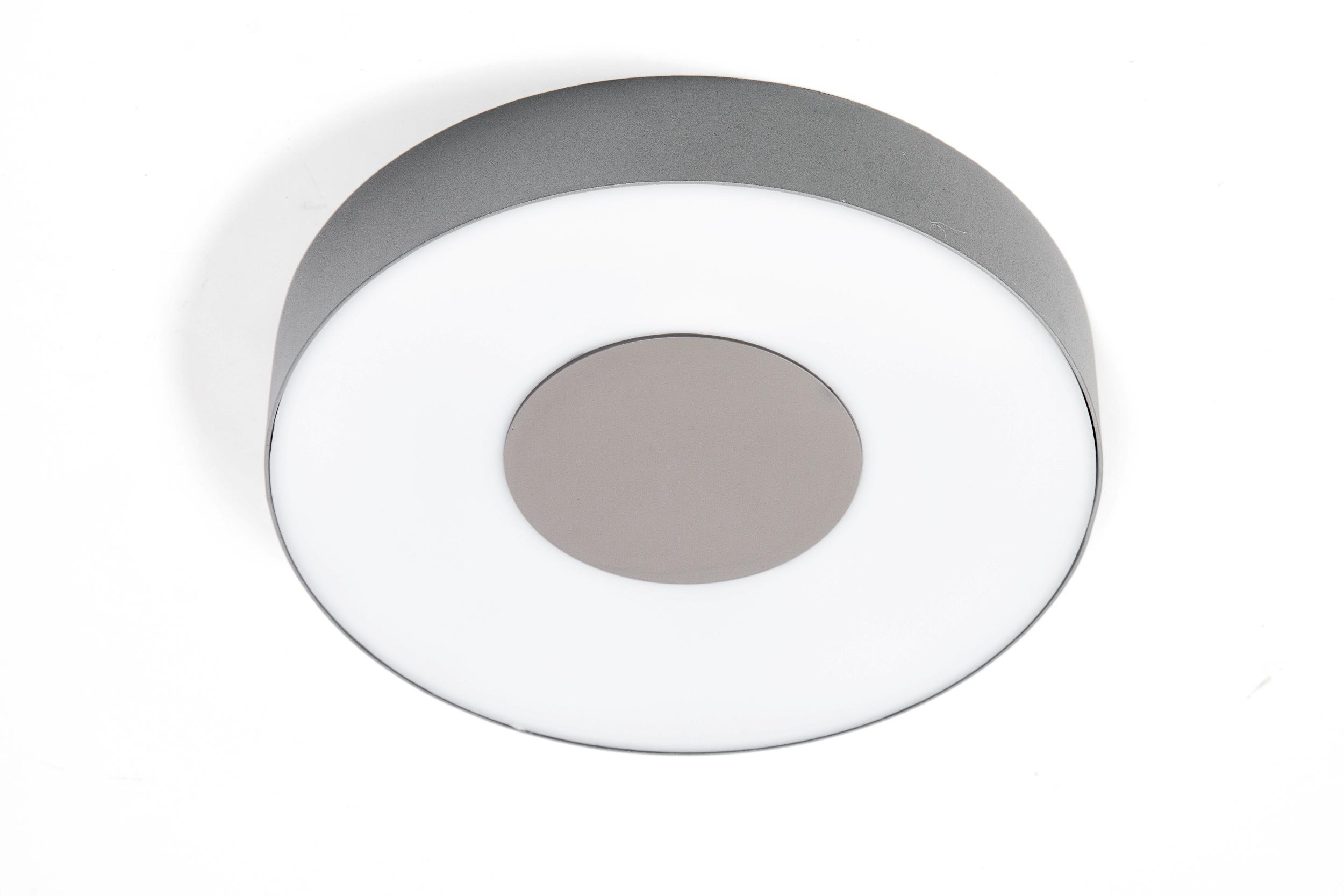 Светильник уличный Lutec 3481l leflash датчик движения ик настенный 120° потолочный 360° белый