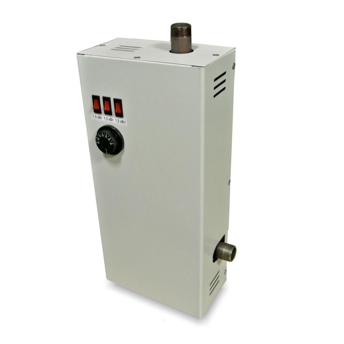Электрический котел УРАЛПРОМ ЭВПМ-6кВт (380В) электрический котел savitr star lux 15квт 380в
