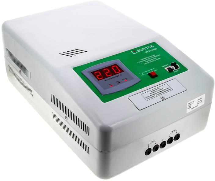 все цены на Стабилизатор напряжения Suntek Sr8500 онлайн