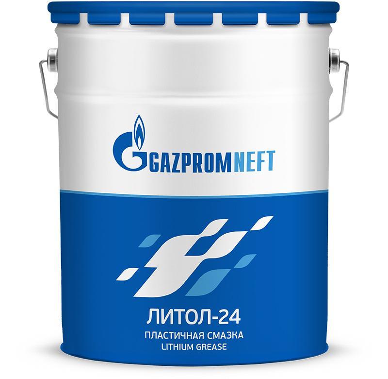 цена Смазка Gazpromneft Литол 24 (18кг) в интернет-магазинах