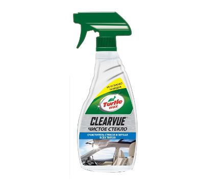 Очиститель TURTLE WAX CLEARVUE GLASS CLEAN 500мл