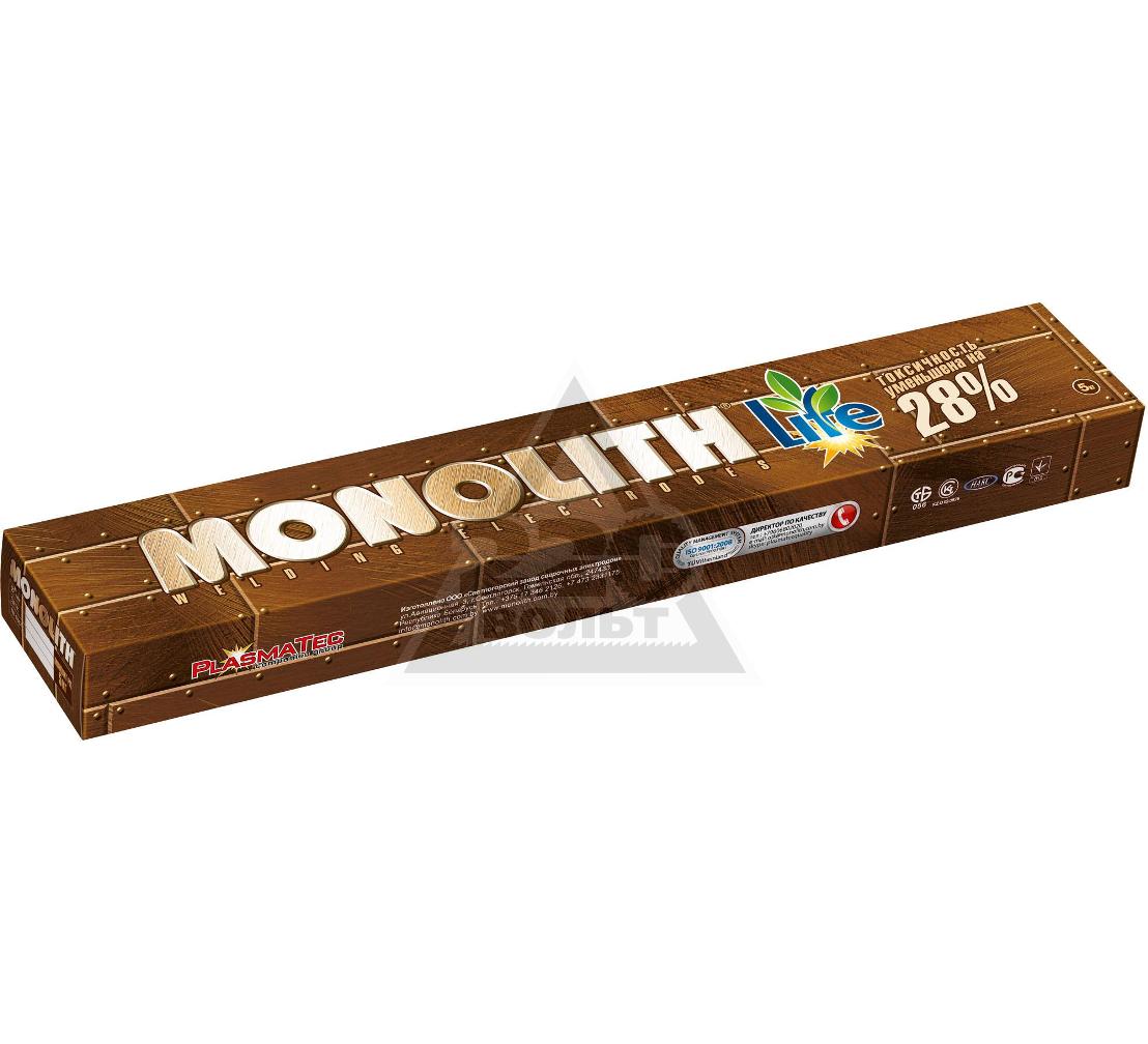 Электроды для сварки MONOLITH РЦ TM ф 3мм уп 1кг