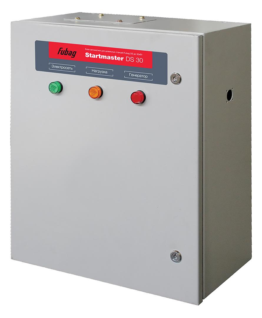 все цены на Блок автоматики АВР Fubag Startmaster ds 30(230v) онлайн