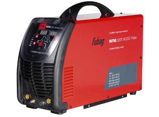 Сварочный инвертор FUBAG INTIG 320 T AC/DC PULSE (38431)