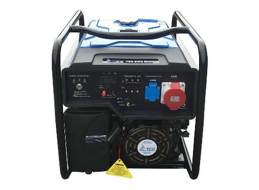 Бензиновый генератор ТСС SGG 6000 E3