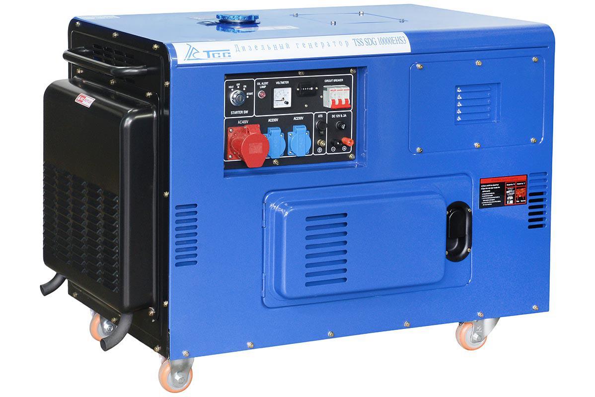 Дизельный генератор ТСС Sdg 10000ehs3 electrolux ehs 60160 x