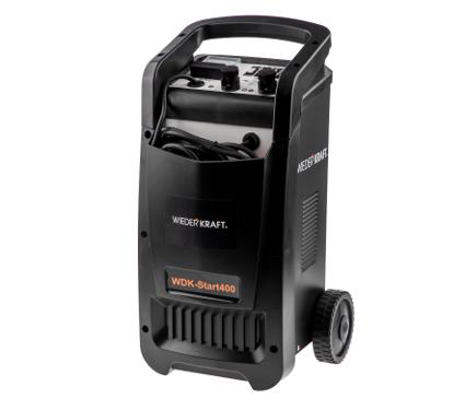 Устройство пуско-зарядное WIEDERKRAFT WDK-Start400