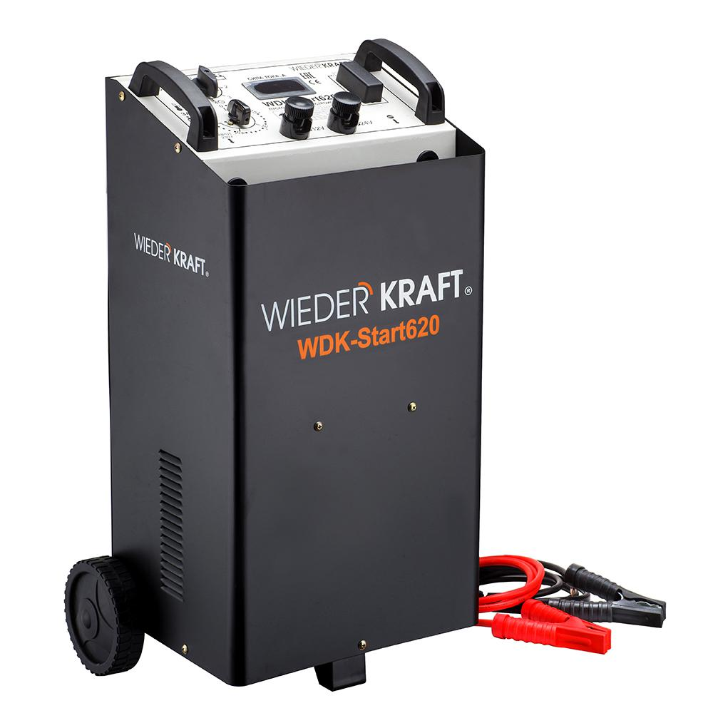 цена на Устройство пуско-зарядное Wiederkraft Wdk-start620