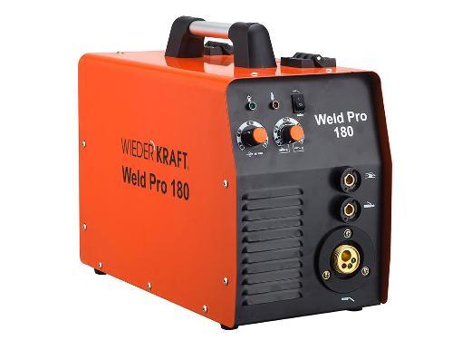 Сварочный аппарат WIEDERKRAFT Weld Pro 180