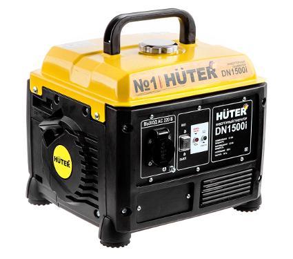 Бензиновый генератор HUTER DN1500i