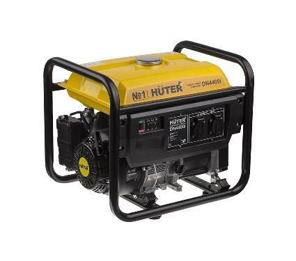 Бензиновый инверторный генератор HUTER DN4400i