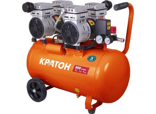 Поршневой безмасляный компрессор КРАТОН AC-300-50-OFS