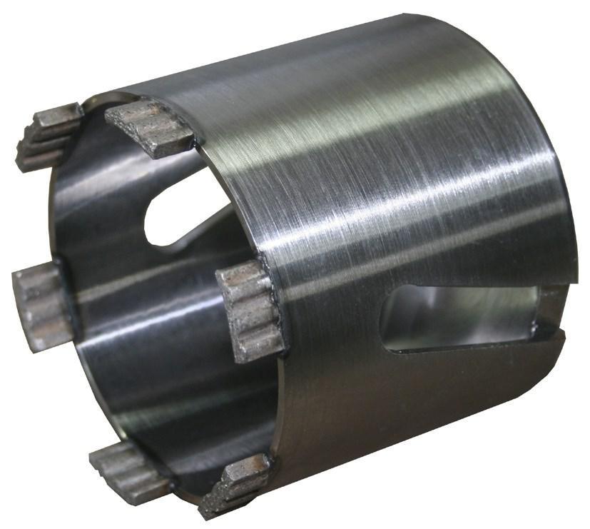 Коронка Kern deudiam 10-066 laser turbo m