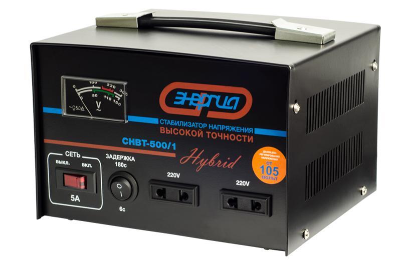 Стабилизатор ЭНЕРГИЯ СНВТ 500/1 hybrid