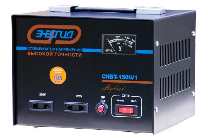 Купить Стабилизатор ЭНЕРГИЯ CНВТ 1500/1 hybrid