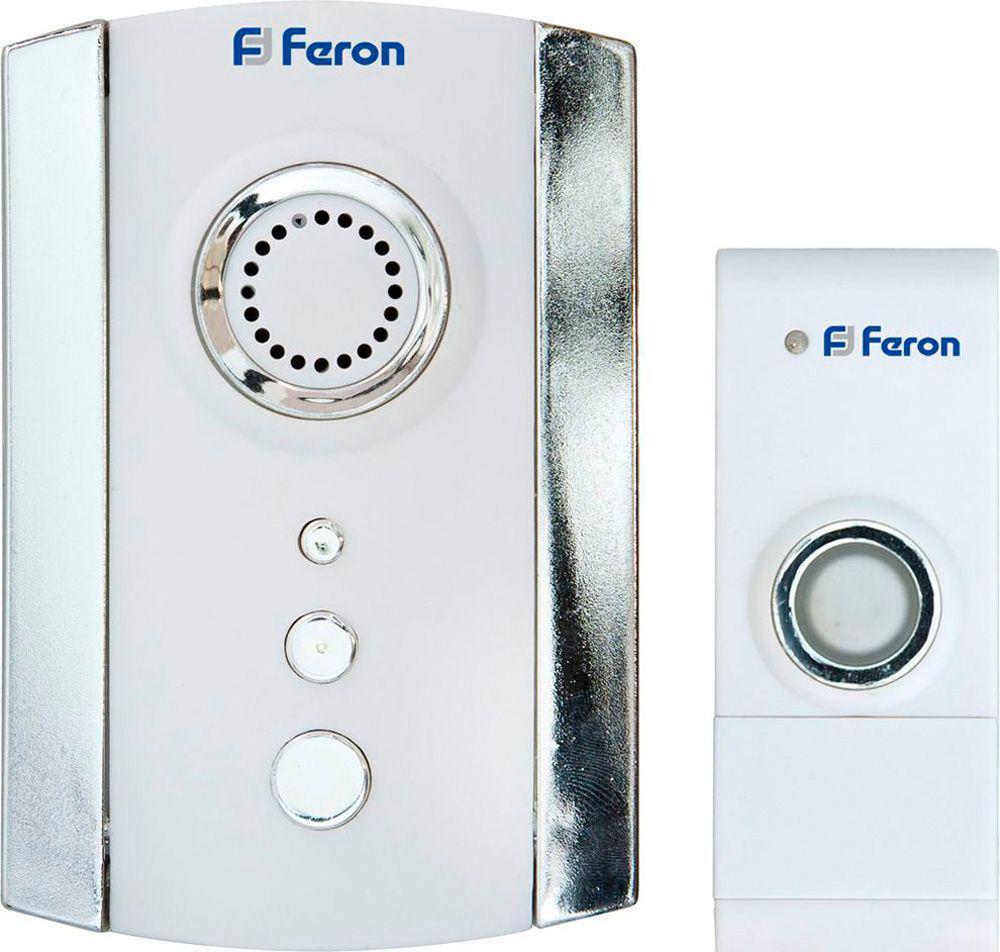 Звонок Feron 23675 звонок feron 23676