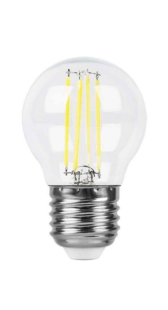 Лампа светодиодная Feron 25875 лампа светодиодная feron 25444
