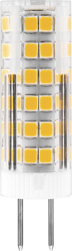 Лампа светодиодная Feron 25865 лампа галогенная акцент jc 12в 20w g4 капсульная прозрачная