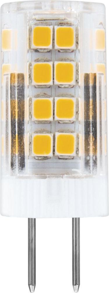 Лампа светодиодная Feron 25861 лампа галогенная акцент jc 12в 20w g4 капсульная прозрачная