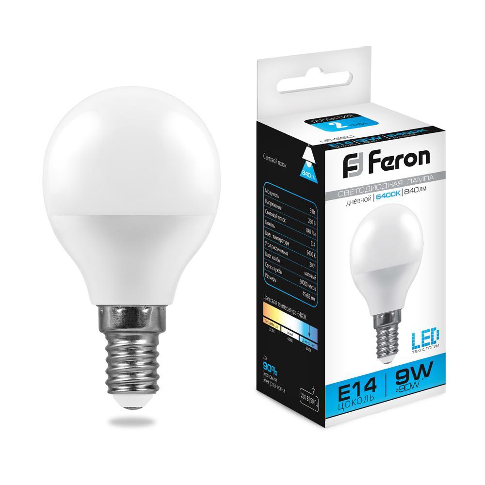Лампа светодиодная Feron 25803