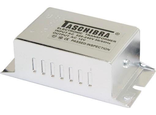Электронный трансформатор 230/12 60 Вт, TRA25 Taschibra FERON 21004
