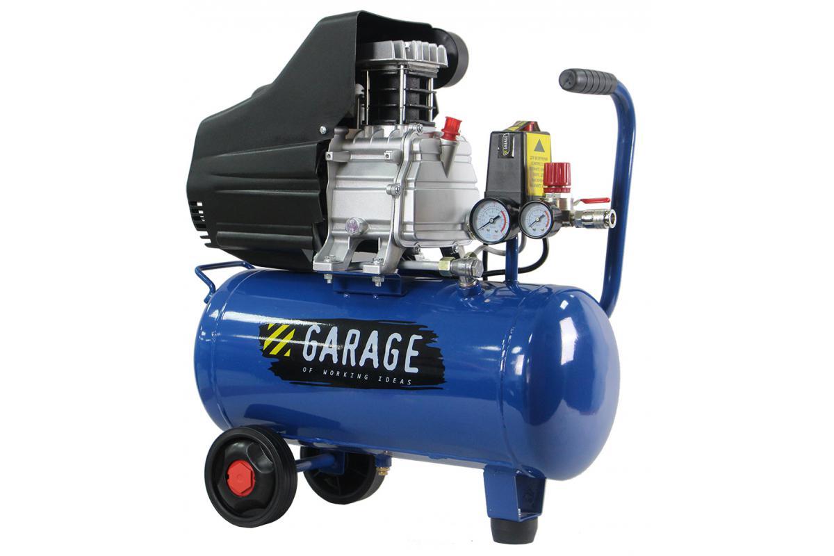 Компрессор Garage Pk 24.f250/1.5 компрессор garage pk 40 f210 1 5