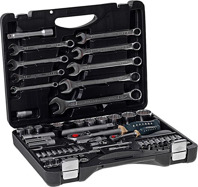 Набор инструментов Rock force Rf-4821-9