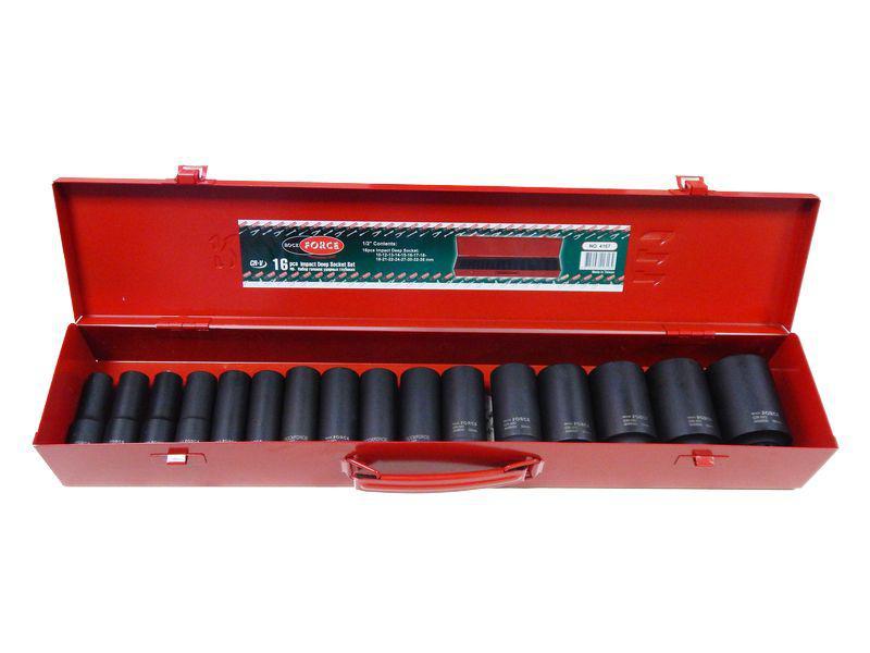 Набор головок Rock force Rf-4167 набор ключей rock force rf 5093l шестигранных удлиненных 1 5 10мм 9пр 1 25 50