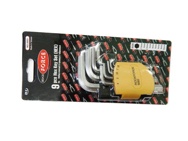 лучшая цена Набор ключей Rock force Rf-5093