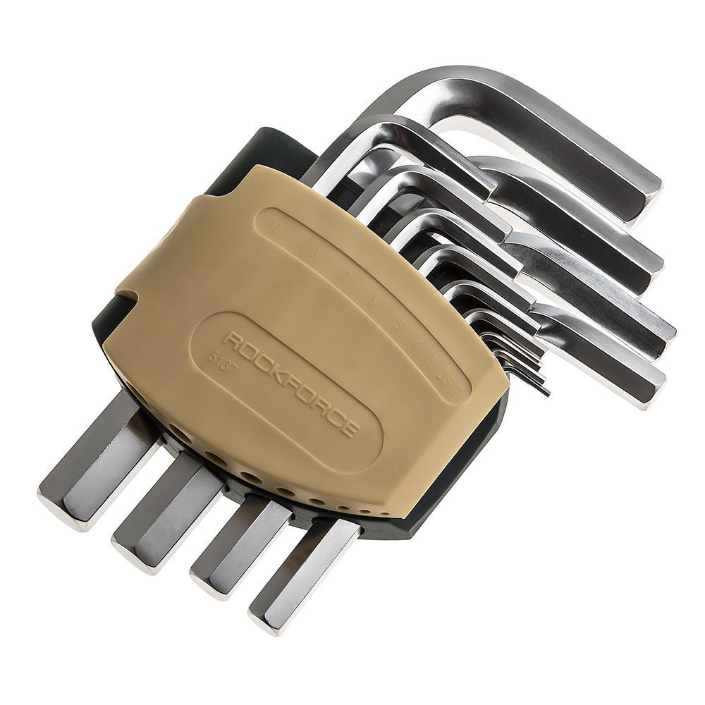лучшая цена Набор ключей Rock force Rf-5137