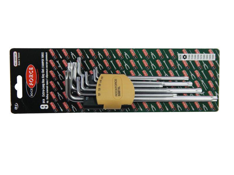 Набор ключей Rock force Rf-5098txl набор инструмента rock force 5122mp