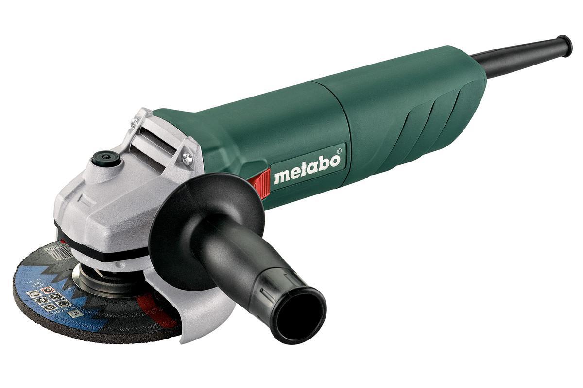 УШМ (болгарка) Metabo W 750-115 (601230000)