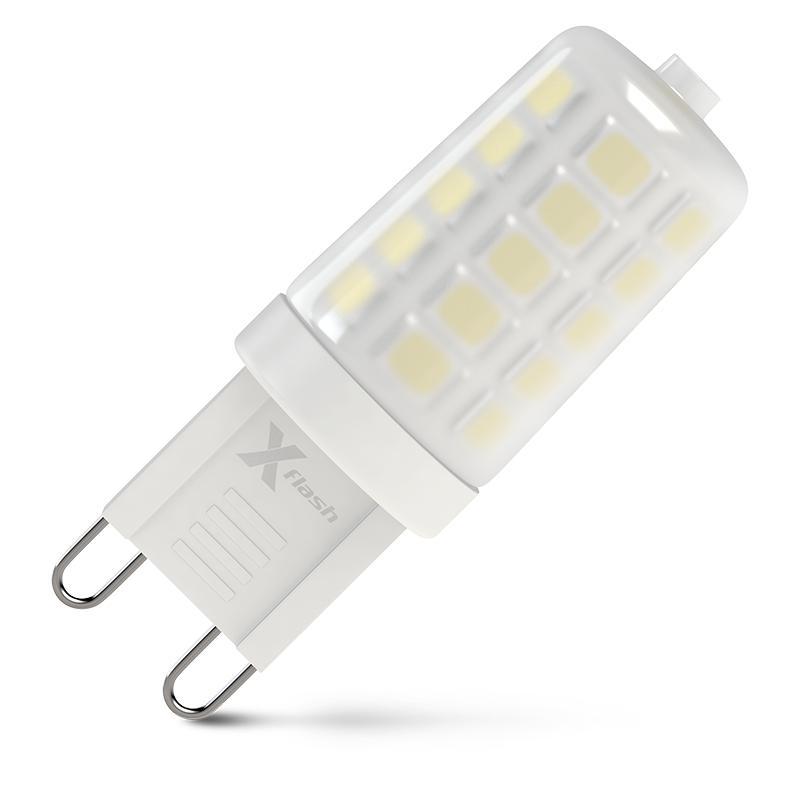 Лампа X-flash Xf-g9-m32-3.3w-4000k-230v