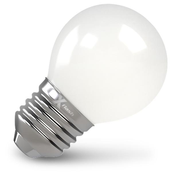 Лампа X-flash Xf-e27-flm-g45-4w-2700k-230v